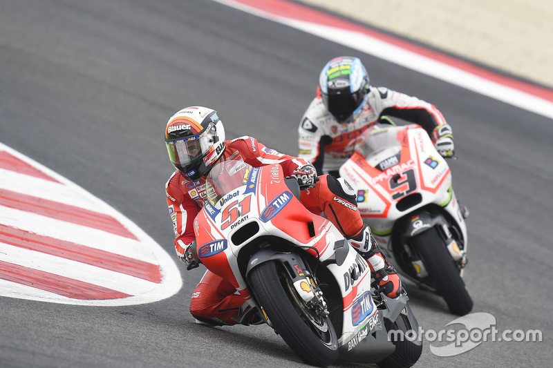 Michele Pirro, Ducati Takımı ve Danilo Petrucci, Pramac Racing Ducati