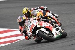Jack Miller, Team LCR Honda, und Loris Baz, Forward Racing Yamaha