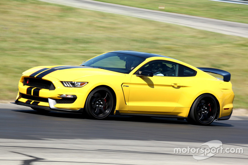 The 2016 Ford Mustang Shelby Cobra GT350