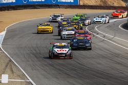 Pazar GTS yarışı