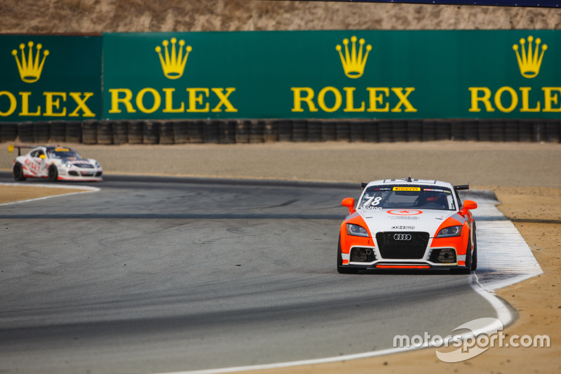 #78 Compass360 Racing Audi TT-RS: Paul Holton