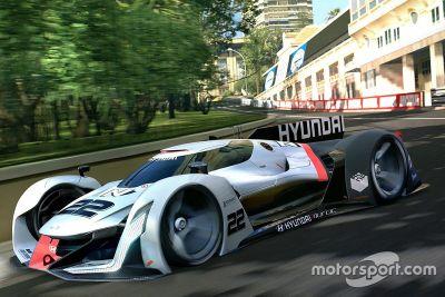 Hyundai Vision Gran Turismo unveil