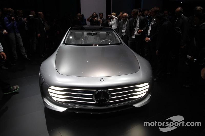 Mercedes IAA Konsepti