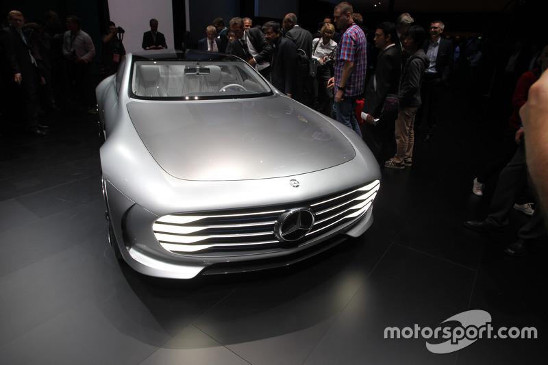 Mercedes IAA Concept
