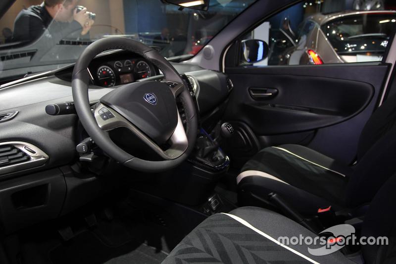 Lancia Y restyling