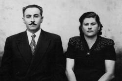 Felipe Nasr'ın aile haritası: büyükbabası ve büyükannesi Hachem Abdala Bittar ve Marrum Bittar, her ikisi de Suriye'de doğdu ama Brezilya'da tanıştı
