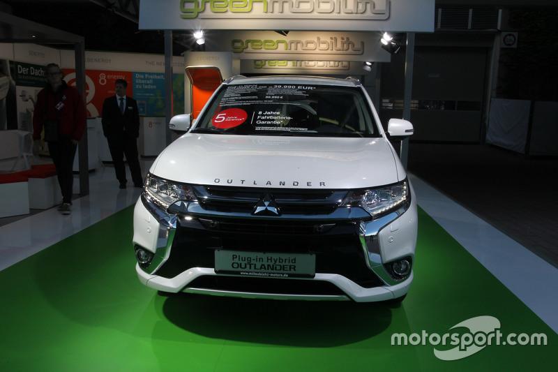 Mitsubishi Outlта er