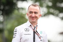 Paddy Lowe, Mercedes AMG F1 directeur