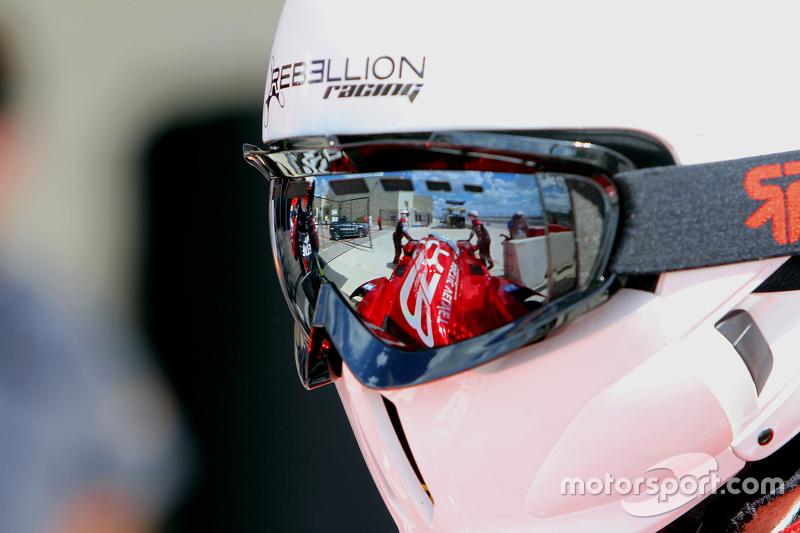 Rebellion Racing, Mechaniker