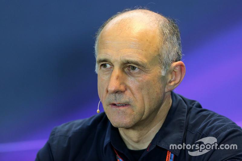 Franz Tost, diretor da Scuderia Toro Rosso