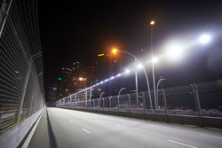 Il circuito di Singapore