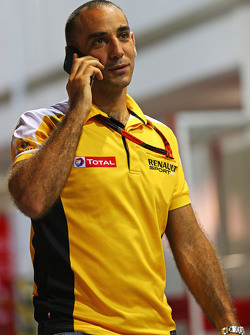 Cyril Abiteboul, Renault Sport F1 Director general