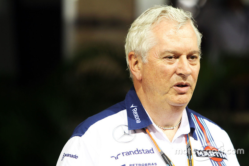 Pat Symonds, Williams, Cheftechniker