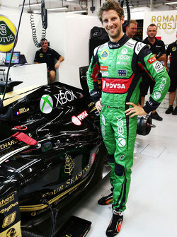 Romain Grosjean, Lotus F1 E23, mitXbox-Overall