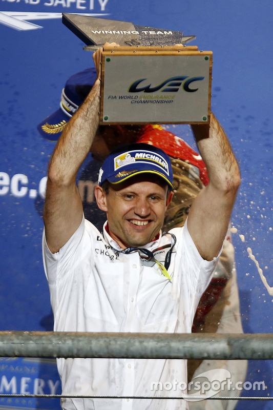 Alexander Hitzinger, Directeur Technique Porsche Team