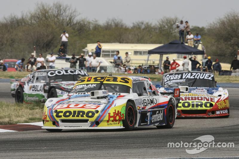 Mauricio Lambiris, Coiro Dole Racing Torino ve Lionel Ugalde, Ugalde Competicion Ford ve Gaston Mazz