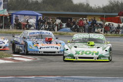 Agustin Canapino, Jet Racing Chevrolet and Martin Ponte, Nero53 Racing Dodge and Christian Ledesma, Jet Racing Chevrolet
