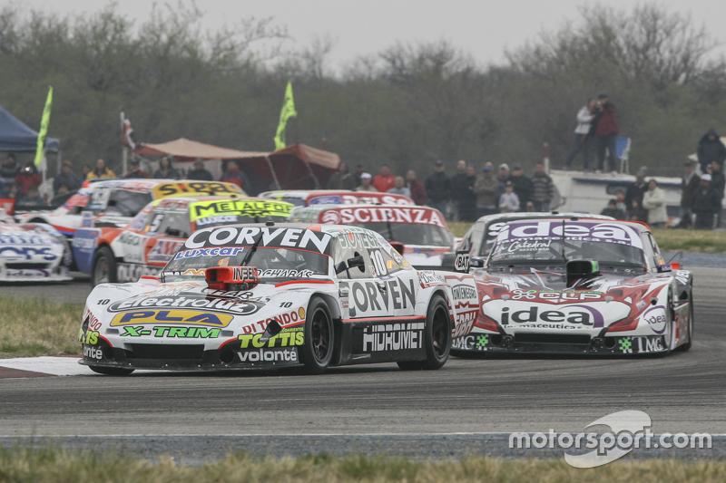 Leonel Sotro, Alifraco Sport Ford and Norberto Fontana, Laboritto Jrs Torino