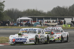 Leonel Sotro, Alifraco Sport Ford and Juan Marcos Angelini, UR Racing Dodge
