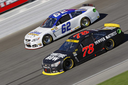 Martin Truex Jr., Furniture Row Racing Chevrolet; Timmy Hill