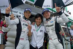 Polesitter: #46 S Road Mola Nissan GT-R: Satoshi Motoyama, Masataka Yanagida