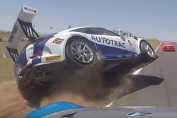 Acidente Piquet Onboard