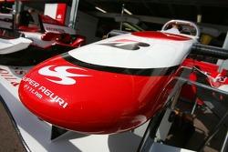 Super Aguri F1 Team, front wing
