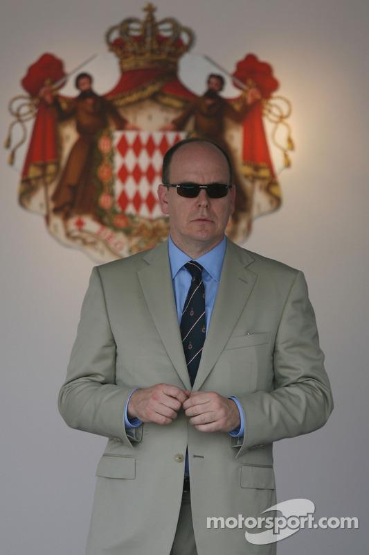 Prince Albert II de Monaco