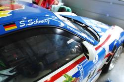 #14 Manthey Racing Porsche 911 GT3: Sabine Schmitz, Klaus Abbelen