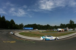 Qualifying action at the Karussell