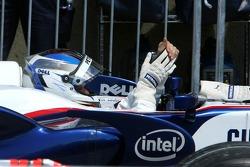 3rd, Nick Heidfeld, BMW Sauber F1 Team