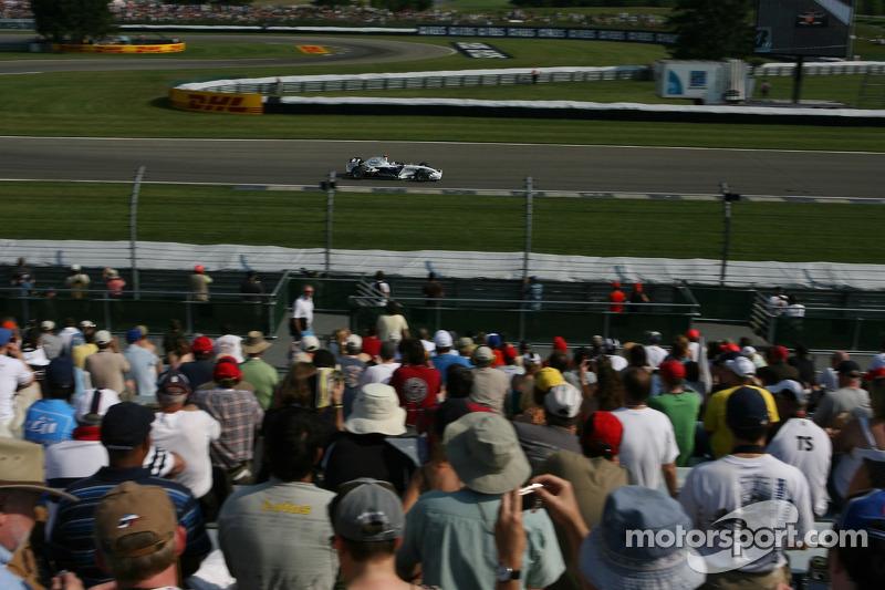 Себастьян Феттель, тест-пілот, BMW Sauber F1 Team, F1.07