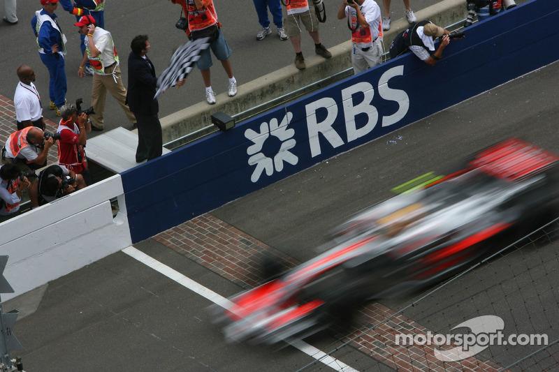 2007: Lewis Hamilton