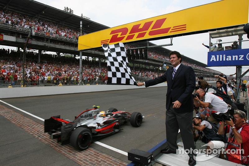 2007 - Lewis Hamilton, McLaren (Galerie)