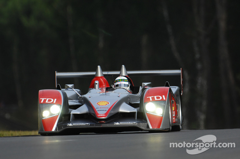 2008: Sieg bei den 24h Le Mans