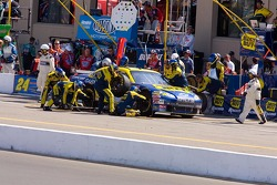 Pit stop for Jeff Green