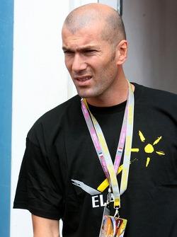 Zinedine Zidane, FRA