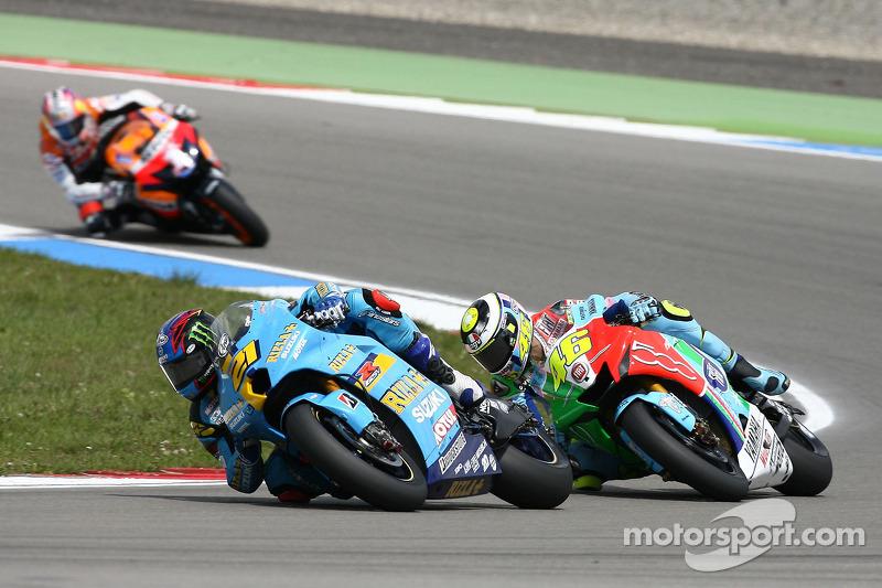 2007 - GP de los Países Bajos (de 11º a 1º)