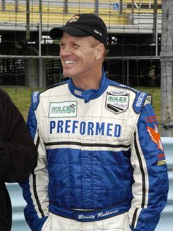 Randy Ruhlman jokes on the grid