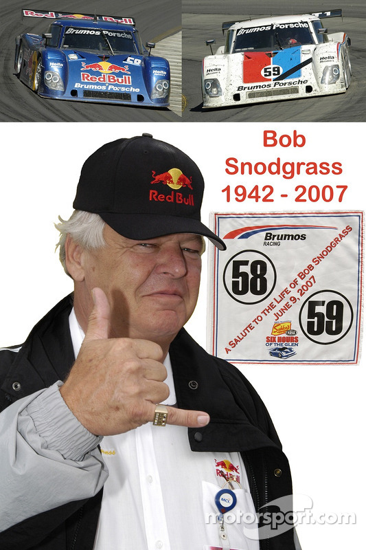 At tribute to the great Bob Snodgrass