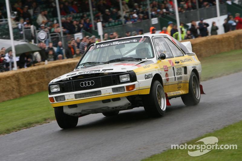 Michelle Mouton, Audi Sport Quattro S1 Pikes Peak 1985