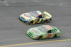 Kyle Busch and J.J. Yeley