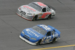 Ryan Newman and David Stremme