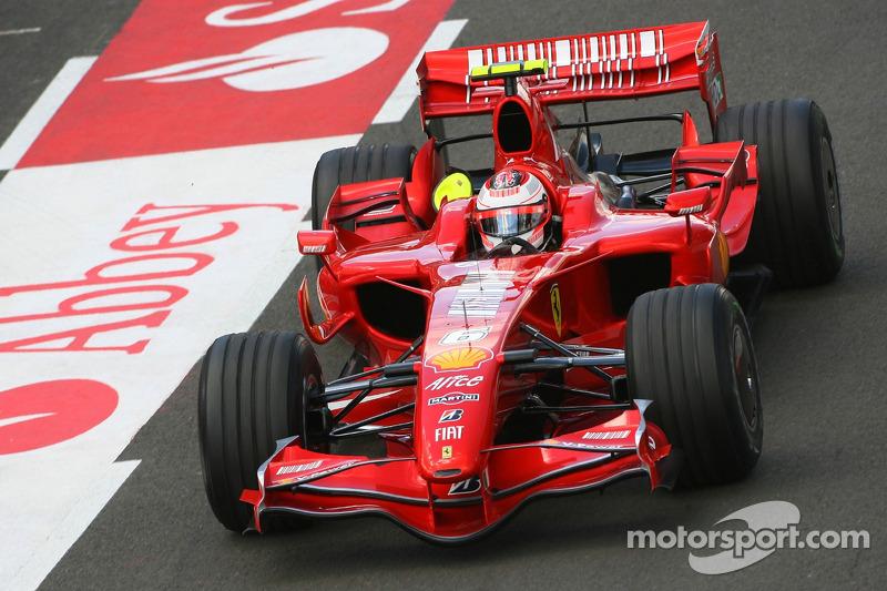 #27: Ferrari F2007 (2007)