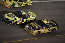 Kyle Busch and Jamie McMurray