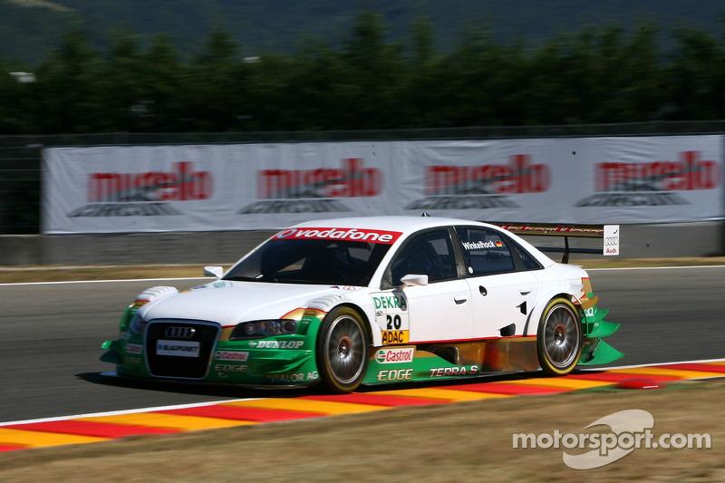 Маркус Винкельхок, Audi A4 DTM 07, Муджелло-2007