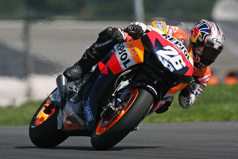 2007: Dani Pedrosa, Honda RC212V