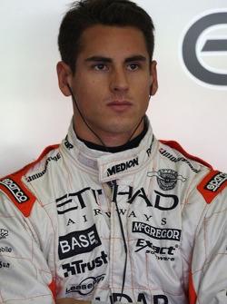 Adrian Sutil, Spyker F1 Team