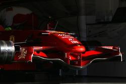 Переднє антикрило Scuderia Ferrari