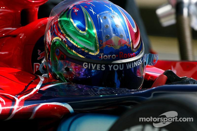 Вітантоніо Ліуцці, Scuderia Toro Rosso